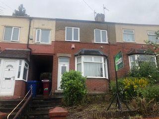 Thumbnail 3 bed terraced house to rent in Rockcliffe Street, Blackburn