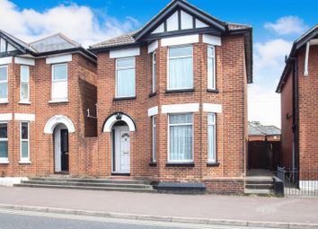Thumbnail 4 bed detached house to rent in Wimborne Road, Winton, Bournemouth