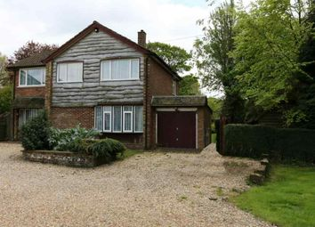 Thumbnail 4 bed detached house for sale in Hannington, Tadley