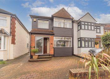 Gwynn Road, Northfleet, Gravesend, Kent DA11. 3 bed semi-detached house for sale