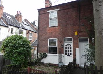 Thumbnail 2 bedroom end terrace house to rent in Victor Terrace, Nottingham