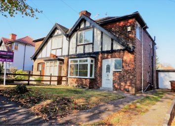 Thumbnail 3 bed semi-detached house for sale in Teesdale Road, Sherwood