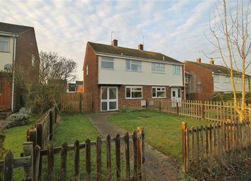 Thumbnail 3 bedroom property for sale in Renfrew Way, Bletchley, Milton Keynes