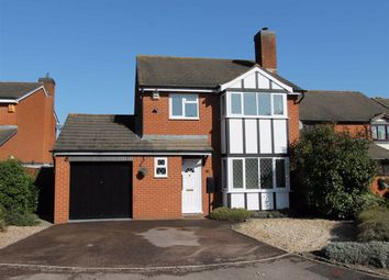 Thumbnail 4 bed detached house for sale in The Glebe, Hildersley, Ross-On-Wye