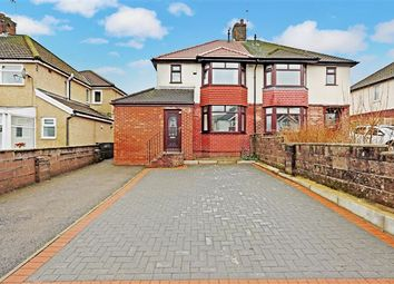 Thumbnail 3 bed semi-detached house for sale in Hawthorn Road, Hawthorn, Pontypridd