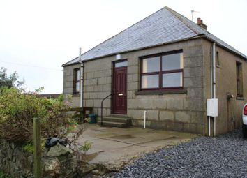 Thumbnail 3 bed detached house to rent in Newburgh, Ellon