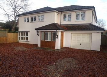 Thumbnail 5 bedroom property to rent in Coppice Avenue, Great Shelford, Cambridge