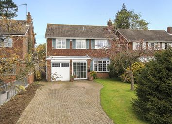 Thumbnail 4 bed detached house for sale in Station Road, Tring