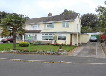 Thumbnail 3 bed semi-detached house for sale in Mount Road, Nether Stowey, Bridgwater