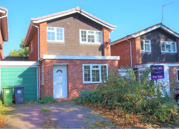 Thumbnail 3 bed link-detached house for sale in Congreve Close, Warwick
