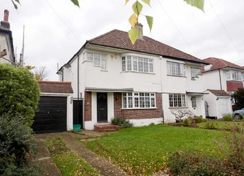Thumbnail 3 bed semi-detached house for sale in Hayes Chase, West Wickham