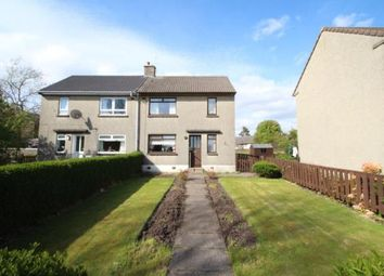Thumbnail 2 bed semi-detached house for sale in Livingston Terrace, Dunlop, Kilmarnock, East Ayrshire