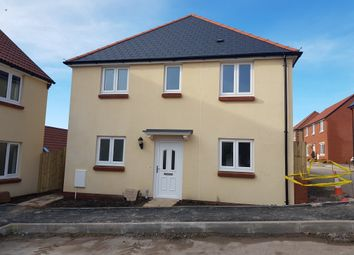 Thumbnail 3 bed detached house for sale in Plot 104, Dukes Way, Axminster