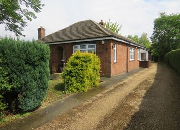 Thumbnail 2 bed detached bungalow for sale in Quadring Road, Donington, Spalding