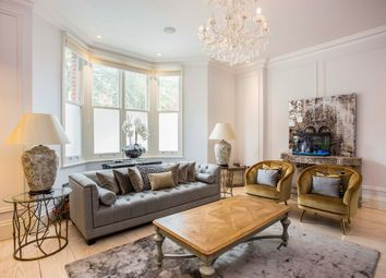 Thumbnail 3 bed semi-detached house for sale in Shaftesbury Terrace, Ravenscourt Gardens, London