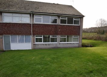 Thumbnail 2 bed flat for sale in Maple Close, Barry