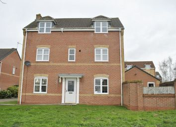 Thumbnail 4 bed detached house for sale in Woodlands Court, Oadby