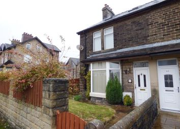 Thumbnail 3 bedroom end terrace house for sale in Lightwood Road, Buxton, Derbyshire