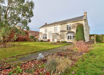 Thumbnail 4 bed farmhouse for sale in Adsborough, Taunton