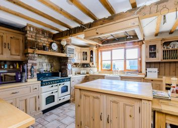 Thumbnail 8 bed equestrian property for sale in Kyme Road, Heckington Fen, Sleaford