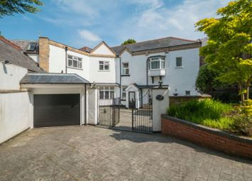 Thumbnail 4 bed detached house for sale in Booth Road, Altrincham