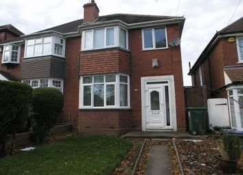Thumbnail 3 bed semi-detached house for sale in Kingsway, Oldbury