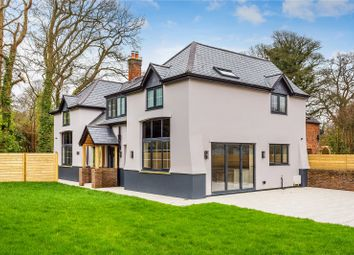 Thumbnail 5 bed semi-detached house for sale in Tandridge Lane, Tandridge, Oxted, Surrey