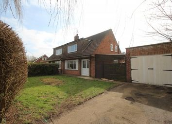 Thumbnail 3 bed semi-detached house to rent in Nottingham Road, Bottesford, Nottingham