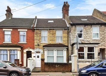 Thumbnail 3 bed terraced house for sale in Cliffe Road, Rochester, Strood