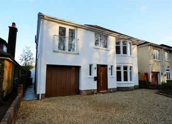 Thumbnail 5 bed detached house for sale in King George V Drive, Cardiff