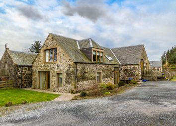 Thumbnail 5 bedroom farmhouse for sale in Steading, Candy, Glenfarg, Perthshire