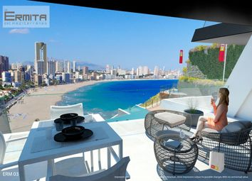Thumbnail 3 bed apartment for sale in Calle De La Ermita 03502, Benidorm, Alicante