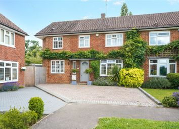 4 bed semi-detached house for sale in Winston Drive, Stoke D'abernon, Cobham, Surrey KT11