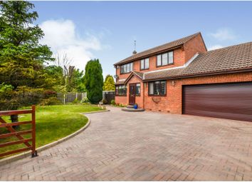 Thumbnail 4 bed detached house for sale in Worksop Road, Sheffield