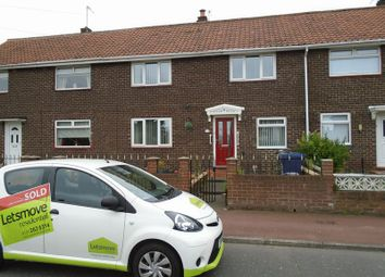 Thumbnail 3 bedroom terraced house to rent in Brampton Avenue, Walker, Newcastle Upon Tyne