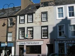 Thumbnail 1 bed flat to rent in Abbeylands, High Street, Dunbar