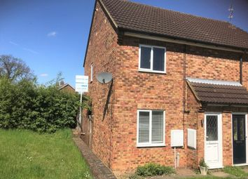 Thumbnail 2 bed end terrace house for sale in The Swallows, Welwyn Garden City