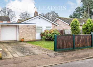 Thumbnail 3 bed bungalow to rent in Firtree Road, Thorpe St Andrew, Norwich