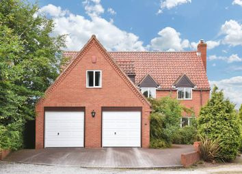 Thumbnail 4 bed detached house for sale in Park Mews, Skegby, Sutton-In-Ashfield