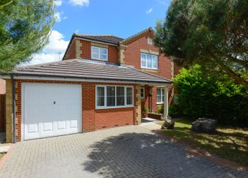 Thumbnail 4 bedroom detached house for sale in Burton Road, Kennington, Ashford