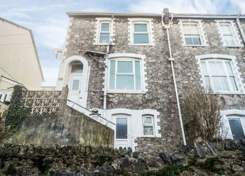 3 bed terraced house for sale in Princes Road East, Torquay TQ1