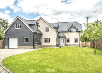 Thumbnail 4 bed detached house for sale in Woodperry Road, Beckley, Oxfordshire