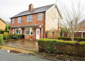 Thumbnail Semi-detached house for sale in Simpson Street, Wilmslow, Cheshire