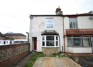 Thumbnail 3 bedroom end terrace house to rent in Paynes Road, Shirley, Southampton