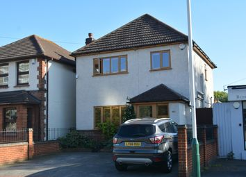 Thumbnail 3 bed detached house for sale in Squirrels Heath Lane, Hornchurch