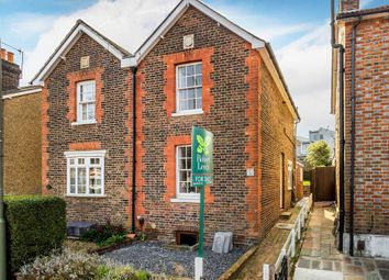 Thumbnail 2 bed semi-detached house for sale in West Road, Reigate