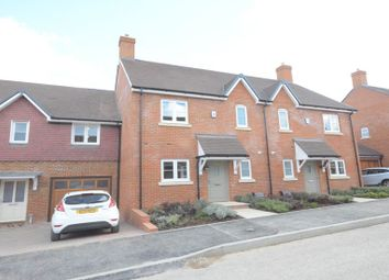 Thumbnail 3 bedroom terraced house to rent in Meadowsweet Lane, Woodhurst Park, Warfield