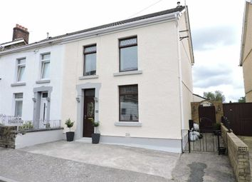 Thumbnail 2 bedroom semi-detached house for sale in George Street, Pontardawe, Swansea
