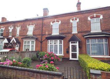 Thumbnail 4 bed terraced house for sale in Hunton Hill, Erdington, Birmingham, West Midlands