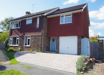Thumbnail 4 bed detached house for sale in Bramleys, Kingston, Lewes